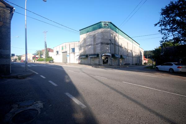 nave industrial moraña