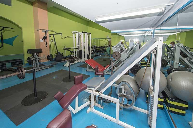 sala 2 gimnasio marin