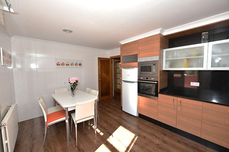Cocina casa  Bueu