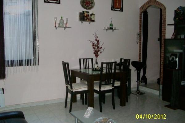 salón comedor del piso en Calatayud  Zaragoza